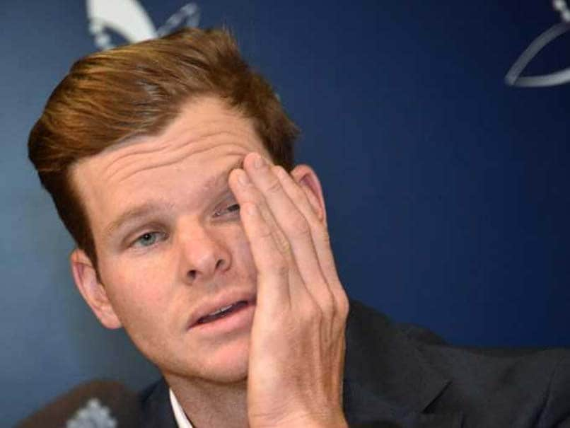 Steve Smith Says He Wont Challenge 12-Month Ban For Ball Tampering