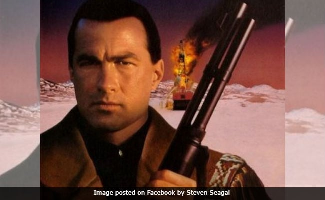 Steven Seagal Accused Of Raping 18-Year-Old, Adding To Decades Of Claims Against Actor