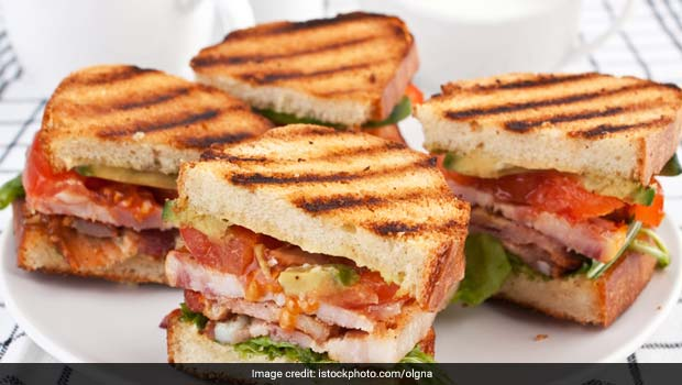 stuffed grilled sandwiches