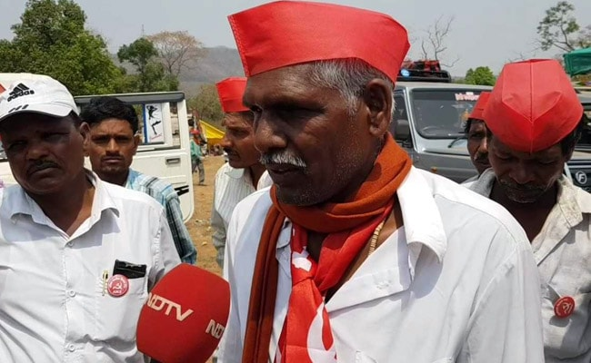 sudhakar sontake farmer ndtv