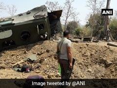 Maoist Attack In Chhattisgarh's Sukma: 9 CRPF Personnel Killed, 4 Injured