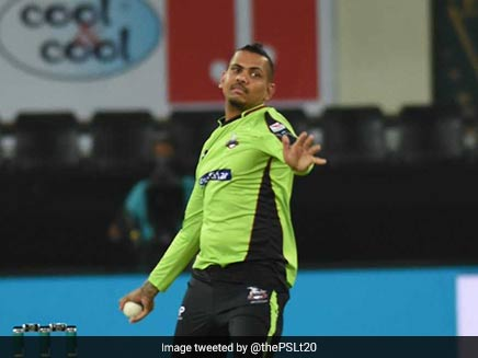Sunil Narine In Trouble Ahead Of IPL, Bowling Action Reported In Pakistan Super League