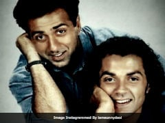 Brothers Sunny And Bobby Deol In A Throwback Pic. Seen Yet?