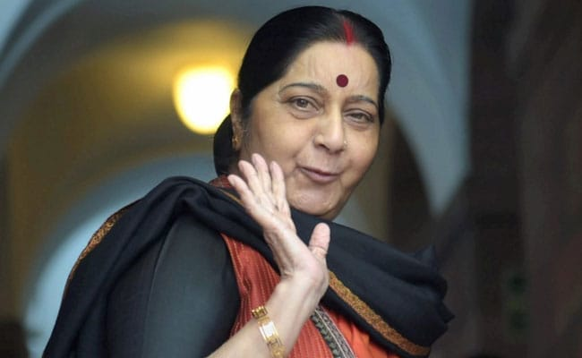 Retweet Us Now, Congress Tells Sushma Swaraj In New Poll After Big Fail