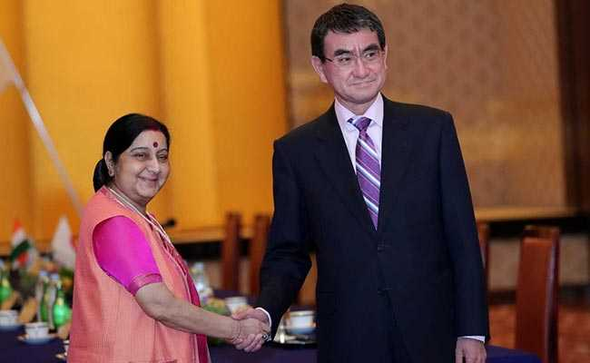 India, Japan Call For A Free And Stable Indo-Pacific
