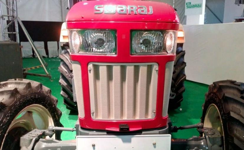 swaraj 963fe tractor