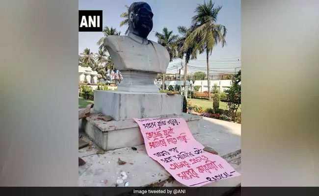 Syama Prasad Mookerjee's Bust Vandalised In Kolkata: Know About The BJP Icon