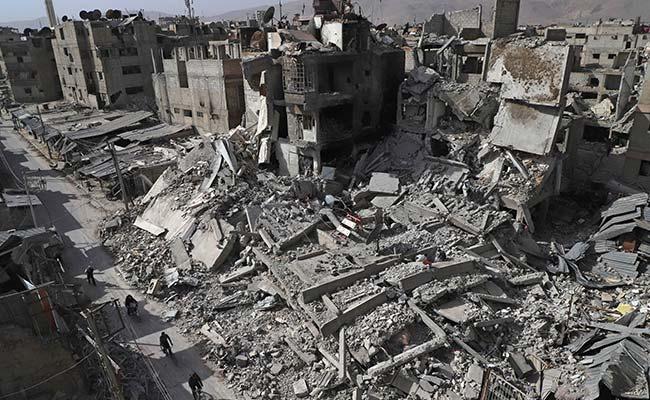 syria conflict afp