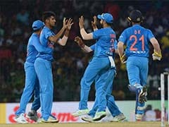 Highlights, India vs Bangladesh, 2nd T20I: Dhawan Stars As India Beat Bangladesh By 6 Wickets