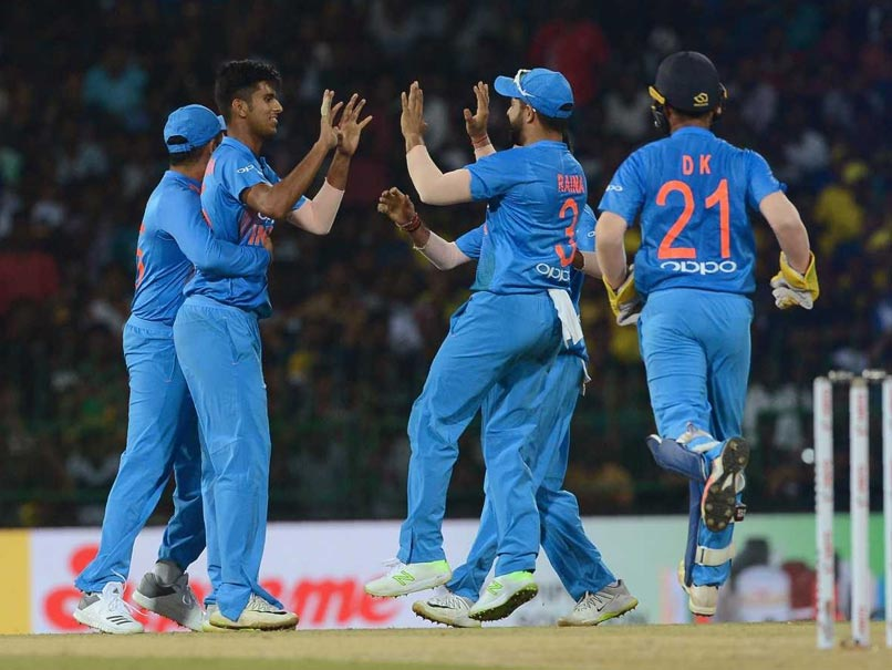 Nidahas Trophy: Under-Pressure India Face Bangladesh In Tricky Second T20 International