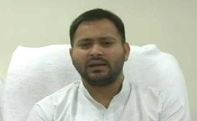 'Truth Can't Be Defeated': Tejashwi Yadav On Developments In Karnataka
