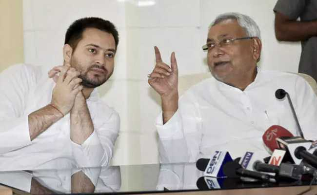 'Suno Babu': Nitish Kumar Gives Some Advice To Tejashwi Yadav In Assembly