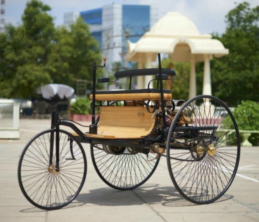 Women's Day 2018: Bertha Benz & The Story Of The World's
