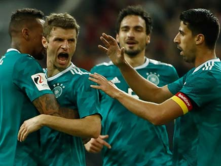 Thomas Mueller Super Strike Earns Germany Draw With Spain