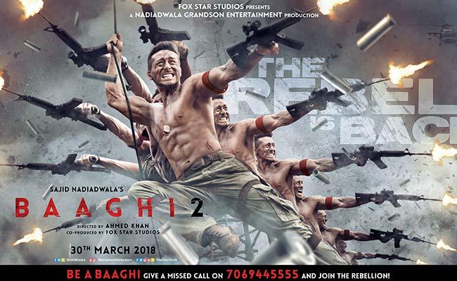 इधर Baaghi 2 हुई रिलीज, उधर 'बागी 3' की एक्ट्रेस को लेकर डायरेक्टर ने किया खुलासा