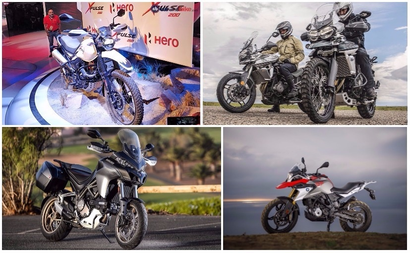Top 7 Adventure Bikes To Be Launched In 2018 - NDTV CarAndBike