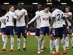 Kane Injured In Tottenham Hotspur