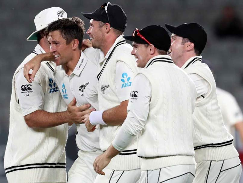 New Zealand vs England, 1st Test: Trent Boult, Neil Wagner Help New Zealand Crush England By An Innings And 49 Runs