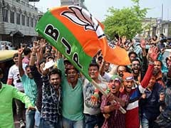 Newly Elected BJP MLAs To Meet Today In Tripura