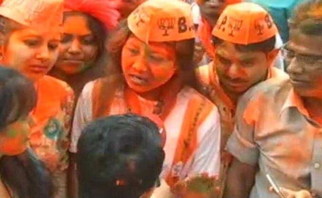 त्रिपुरा में बीजेपी की भारी जीत पर ये बोले वहां के लोग