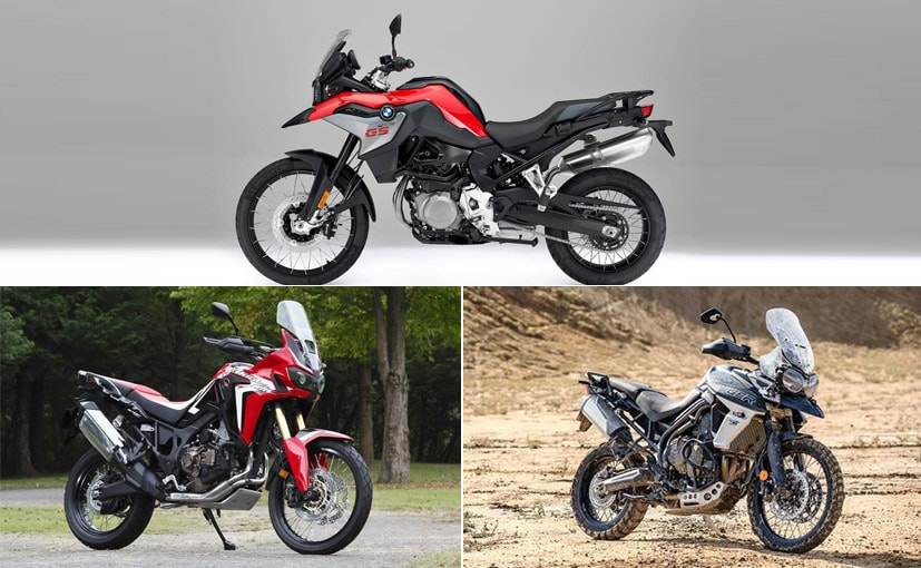 A look at how the new Triumph Tiger 800 XCx compares to its closest rivals