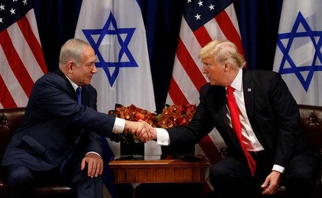 Israel's Netanyahu to invite Trump to open Jerusalem embassy in May