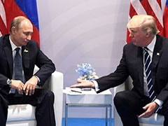 Vladimir Putin, Trump To Meet For First Summit In Finland On July 16