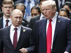 Spy Expulsions A Setback For Trump-Putin Courtship