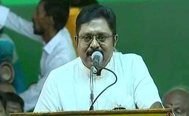'Will Prove That Bribery Case Against Me Is False': TTV Dhinakaran