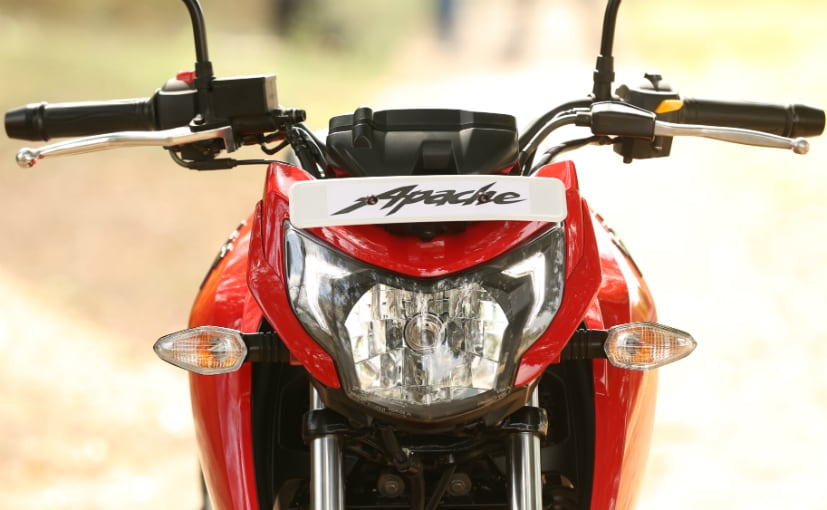 tvs apache rtr 160 4v first ride