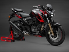 TVS Apache RTR 200 Race Edition 2.0 Launched At Rs. 95,185