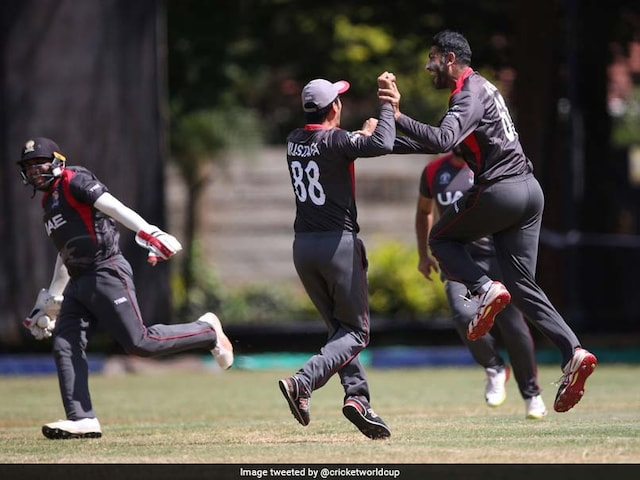 ICC World Cup Qualifiers: Very Painful As Zimbabwe Loss Opens World Cup Door For Afghanistan, Ireland