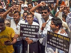 Uber Drivers On Strike As They're Making Almost Nothing: Foreign Media