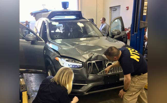 Uber's fatal crash shows we should fix our cities, not our cars