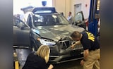 Uber Victim Stepped Suddenly In Front Of Self-Driving Car
