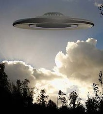 'I Floated Inside': Man Returns To Site Of UFO 'Abduction'