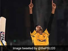 Pakistan Super League: Pakistan Cricketer Umaid Asif Flaunts