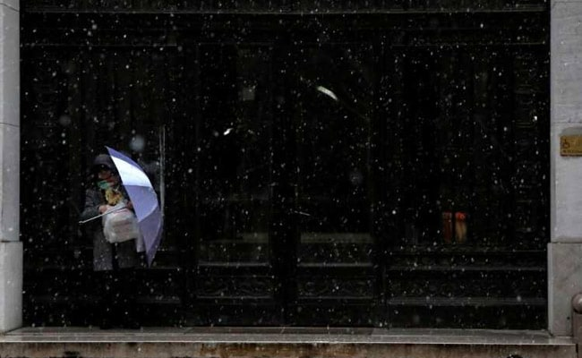 Killer Storm Clears Northeast US,