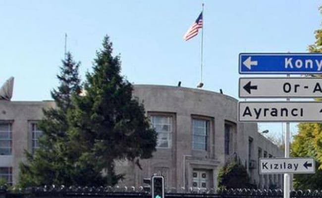 Turkey detains persons suspected of preparing attack on U.S. embassy