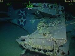 Wreckage Of World War 2 Aircraft Carrier USS Lexington Found