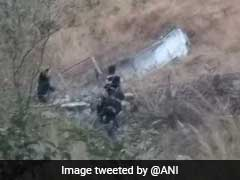 उत्तराखंड: अल्मोड़ा में बस खाई में गिरी, 10 यात्रियों की मौत
