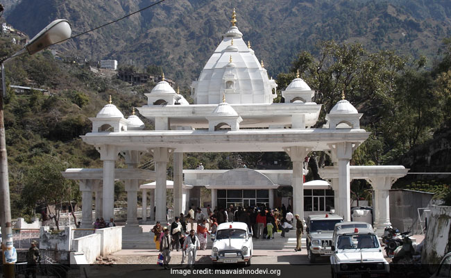 Vaishno Devi Pilgrimage Temporarily Suspended After 'Unprecedented Rush'