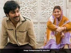 <i>Sui Dhaaga</i>: Anushka Sharma, Varun Dhawan Finish Film's First Schedule. Post Pics