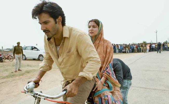 अनुष्का शर्मा को बैठाकर वरुण धवन ने 10 घंटे तक चलाई साइकिल