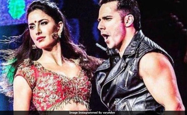 Katrina Kaif And Varun Dhawan To Star In 'Biggest Dance Film'