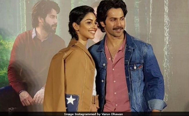 Varun Dhawan Unveils October's Second Poster And He Looks Lost In Love