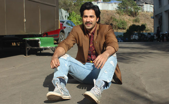 October Actor Varun Dhawan Doesn't Want To Be 'Typecast'