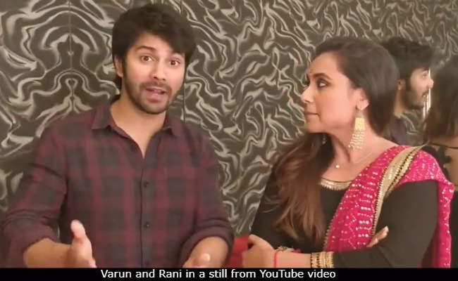 Varun Dhawan's Hichki Was A Case Of Stage Fright: 'Celebs Freaked Me Out'
