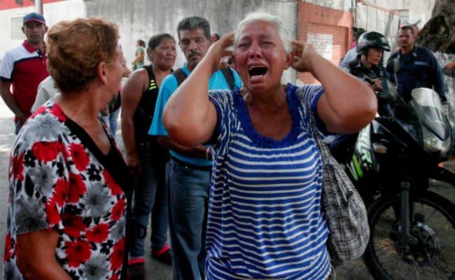 Statement by UN Human Rights Office on Venezuela jail deaths