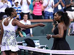 Serena Williams Ousted From Indian Wells By Sister Venus